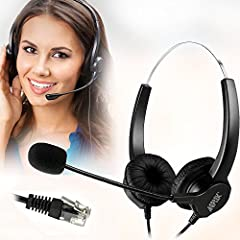 ♦ DESIGN FOR CLEAR CHAT - AGPtEK headset is built-in flexible adjustable microphone which can be twisted discretionarily to pick up your loud & clear voice. Reduces unwanted background noise for clear conversation. ♦ DURABILITY & WEARABILITY - The he...