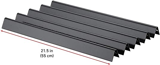 Weber 7534 Porcelain-Enameled Flavorizer Bars for Weber Spirit and Genesis Grills (21.5 X 1.7 x 1.7 inches)