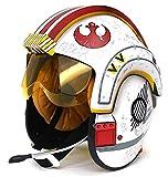 Disney Galaxy's Edge Star Wars - Rebel X-Wing Helmet with Movie Sound FX - Adult Size