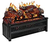 Comfort Glow Electric Log Set with Heater...