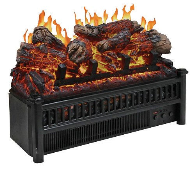 CG Electric Log Set w Heater