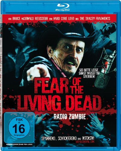 Fear Of The Living Dead - Radio Zombie [Blu-ray]