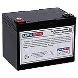12V 35AH Battery Replacement for Goal Zero YETI 400 Solar Generator