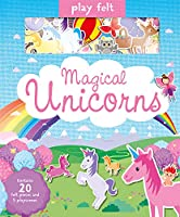 Play Felt Magical Unicorns (Soft Felt Play Books)