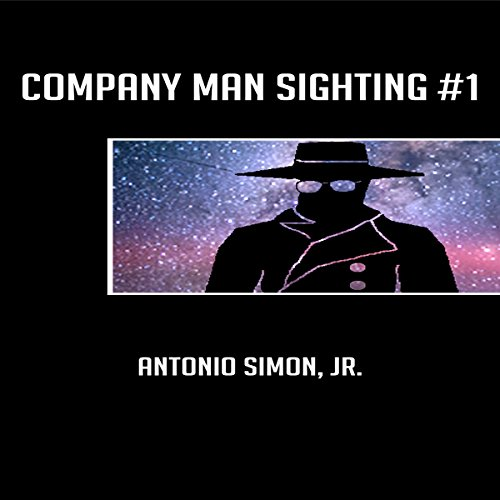 Company Man Sighting #1 audiobook cover art