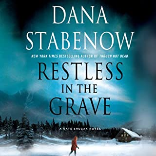 Restless in the Grave audiobook cover art