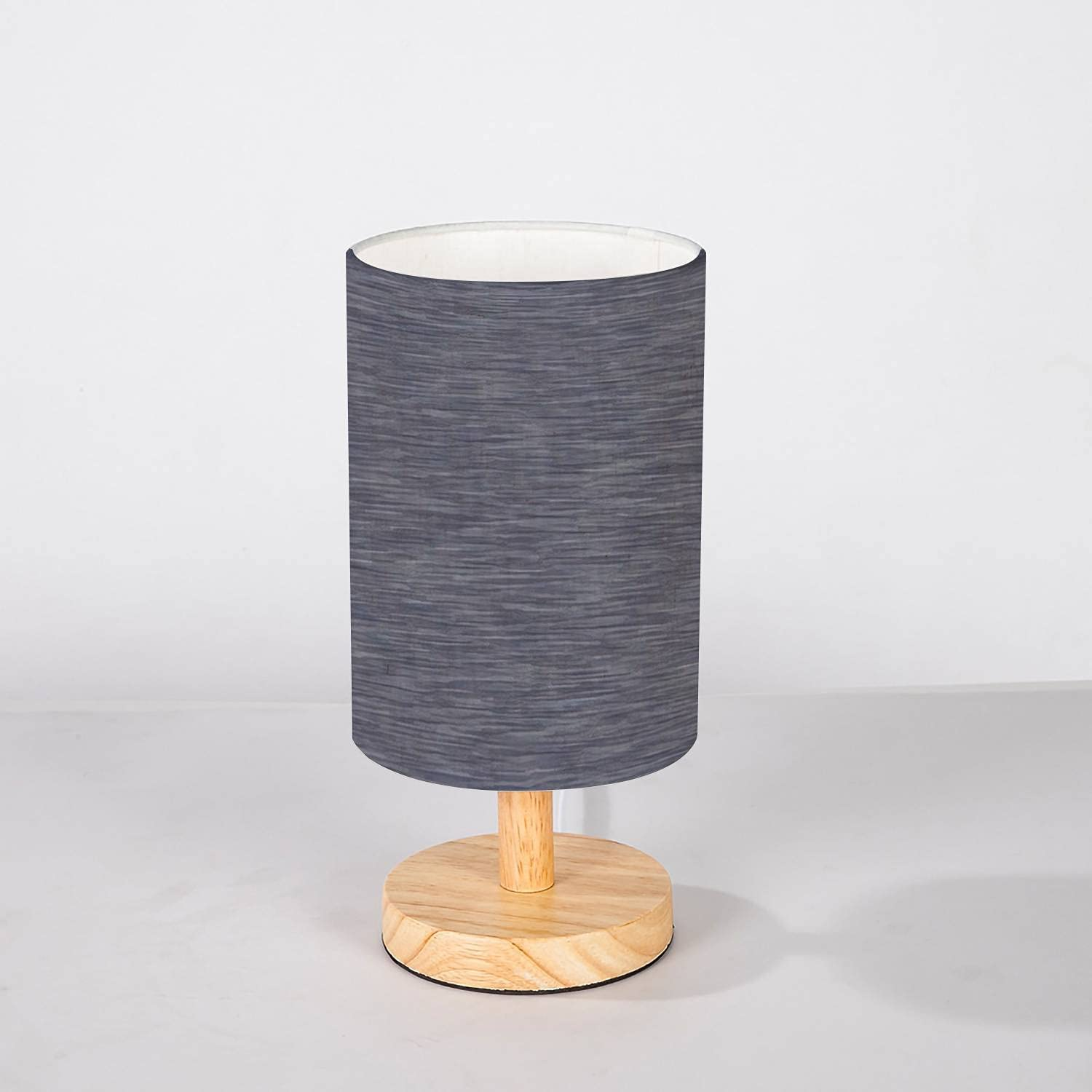 Minimalist OFFicial store Bedside Table Lamp Navy Heather Recommendation Me Gray Triblend Marl