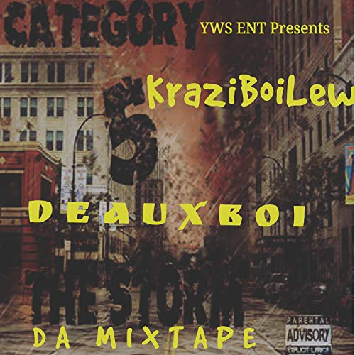 Post Up (feat. KraziBoiLew) [Explicit]