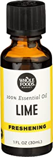 Whole Foods Market, 100% Essential Oil Lime, 1 oz
