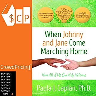 When Johnny and Jane Come Marching Home audiobook cover art