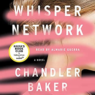 Whisper Network audiobook cover art