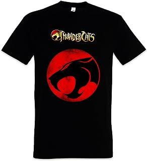 Urban Backwoods Vintage Mechanic Cat Logo Camiseta De Hombre T-Shirt