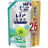 レノア超消臭 1WEEK フレッシュグリーンの香り つめかえ用 特大サイズ 980ml