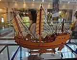 CHOUDOUFU Estatua Escultura Adorno Maqueta De Barco The South China Sea No 1 Kit De Maqueta De Barco del Tesoro