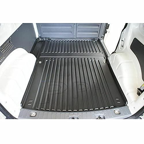 Cargo Kofferraumwanne Laderaumschutz für VW Caddy 2-Sitzer Lieferwagen/Kastenwagen von Bj. 2004-10.2020
