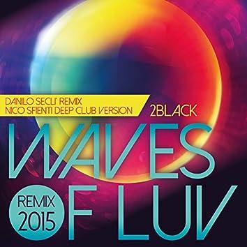 Waves of Luv - Remix 2015 by Danilo Secli, Nico Sfienti