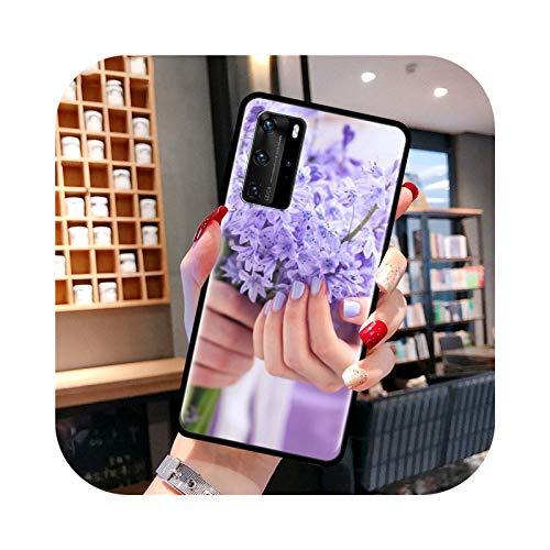 Carcasa para Samsung Galaxy A51, A71, M31, A41, A31, A11, A01, M51, M21, M11, M40, TPU, color negro