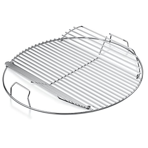 Weber Hinged Cooking Grate Stainless Steel, 22