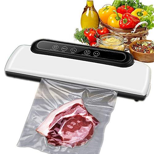 JATEN Vacuum Sealer, 5 In 1 Automatic Food Sealer Machine for Food Storage