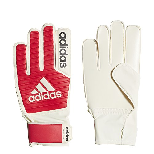 adidas Kinder Classic Junior Torwarthandschuhe, real Coral s18/White, 6