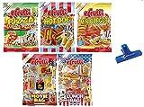 eFrutti Gummi Candy Variety, Movie Bag, Lunch...