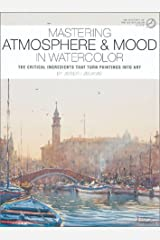 Mastering Atmosphere and Mood in Watercolor Tapa dura