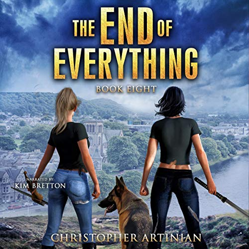 The End of Everything: Book 8 cover art