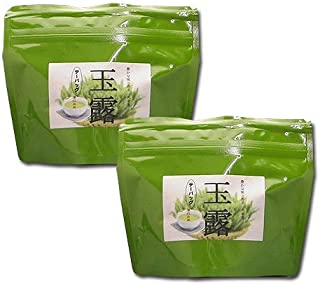 八女茶の里 八女茶玉露ティーバッグ TE-8 5 3g入×15袋 2パック ゆのみ用