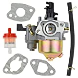 Carb Carburetor with Gaskets Fuel Line Filter for Powersports CT200U Trail 200 Mini bike Twister 80T Go Cart 5.5hp 6.5hp Generator Parts