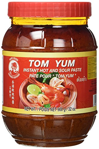 Cock Instant Paste Tom Yum (1 x 900 g Packung)