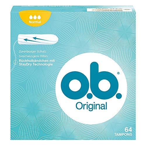 o.b. Original Normal 64 Stück