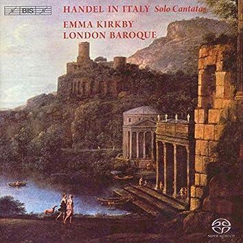 Handel, G.F.: Solo Cantatas, Hwv 110, 113, 142, 173