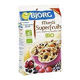 BJORG Muesli A Superfruits375G