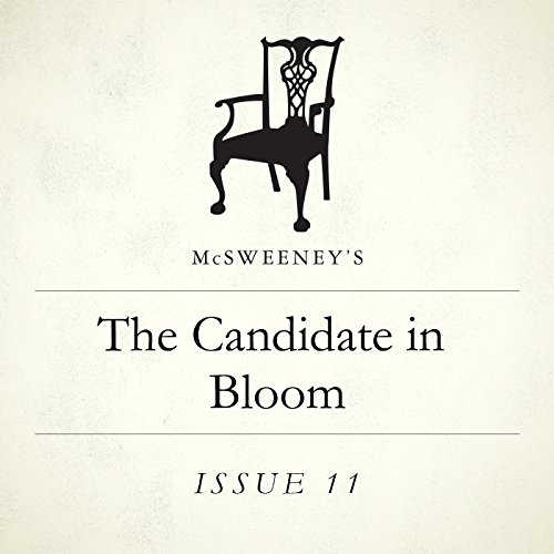 The Candidate in Bloom audiobook cover art