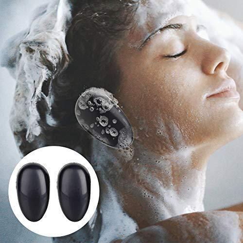 TMISHION 10 Paar Friseur Ohrenschutz, Haarfärbemittel Ohrenschützer für Salon, Ohrschützer Cover Tools für Haarfärbungs Haar Behandlungen