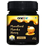 Onelife Monofloral Manuka Honey UMF 5+ Certified (250g)