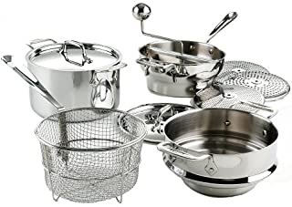 All Clad Healthy Cooking Set