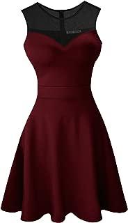 wine red quinceanera dresses