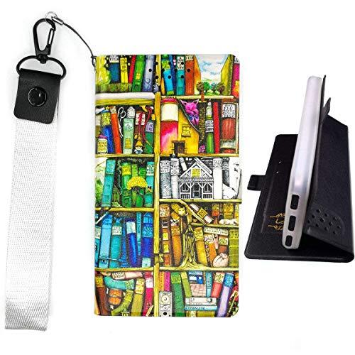 Lovewlb Hülle für Energizer Powermax P16k Pro Hülle Flip PU-Leder + Silikon Cover Case Fest SJ