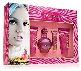Britney Spears Fantasy 4pc Gift Set EDP for Women [50ml]