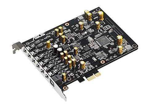 Asus Xonar AE interne 7.1Kanal PCI-E–Karten Sons (7.1Kanal, 32Bit, 110Db, 103Db, 24Bit/192kHz