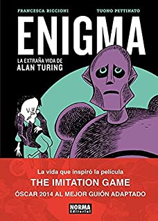 ENIGMA. LA EXTRAÑA VIDA DE ALAN TURING (Comic Europeo (norma))