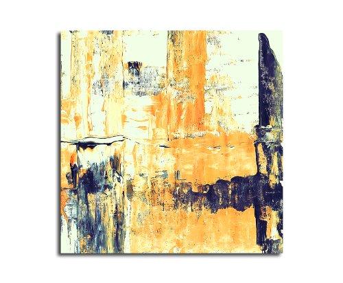 Moderne abstrakt001_60 x 60 cm sur toile motif abstrait intérieur décoration indémodable, 047