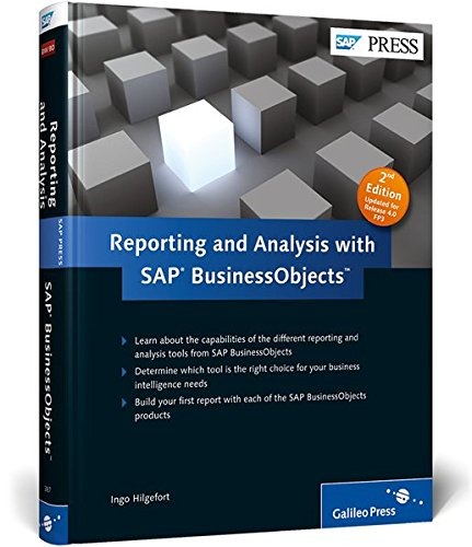 Reporting and Analysis with SAP BusinessObjects