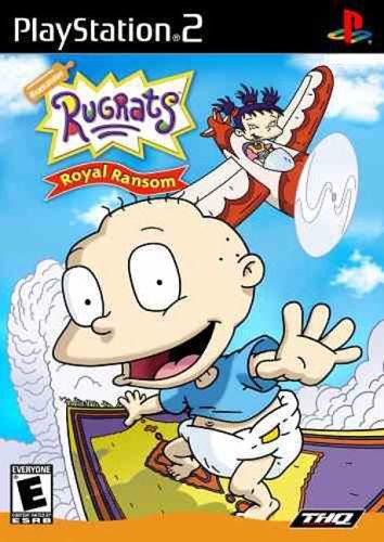Rugrats Royal Ransom [Edizione: Regno Unito]