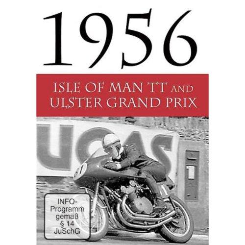 Grand Prix 1956 - Ulster Grand Prix and Isle of Man Tt