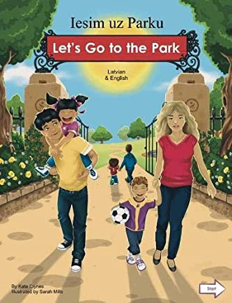Lets Go to the Park Latvian/English