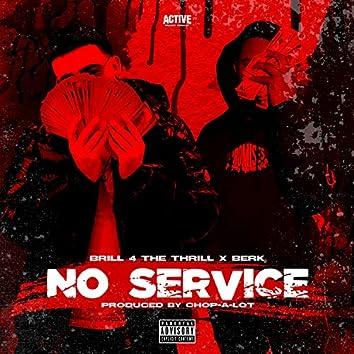 No Service (feat. Berk)