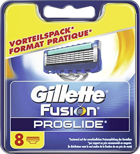 Gillette fusion proglide - Cuchillas recambio maquinilla