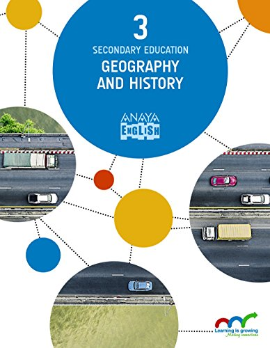 Geography and History 3. (Anaya English) - 9788467852462